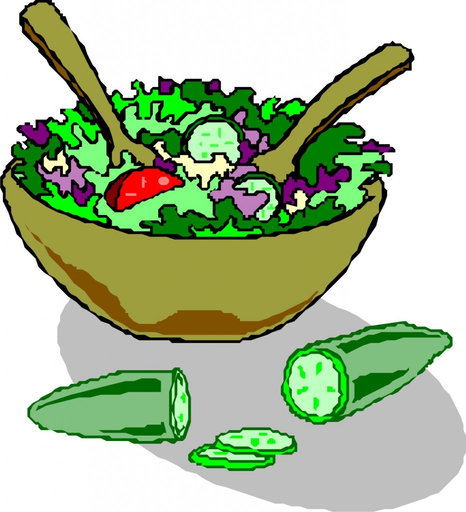 Clipart Info - Salad Clipart