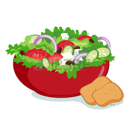 salad clipart 5 - Salad Clipart