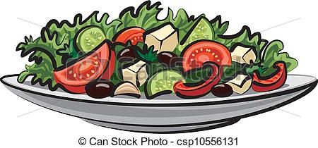 Chef Salad Knife Clipart Free