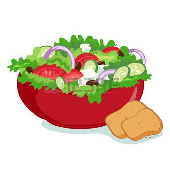 Salad images free clip art - ClipartFest