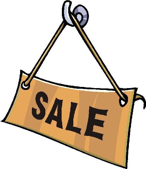 Sale clip art - Sale Clip Art