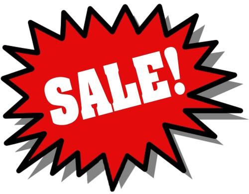 sale clipart - For Sale Clip Art