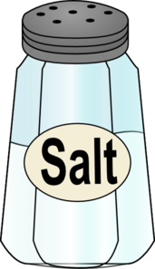 salt clipart
