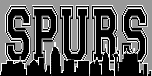 2014-SPURS-36x72-Banner.png 600×300 pixels · Sports BasketballSan Antonio  ClipartLook.com