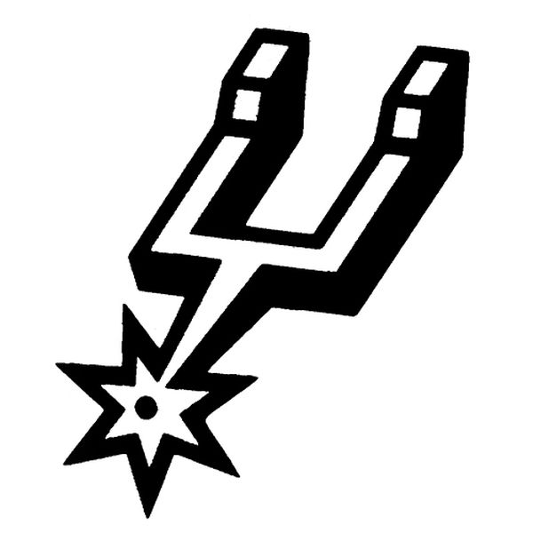 San Antonio Spurs Clipart-San Antonio Spurs Clipart-6
