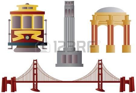 San Francisco: San Francisco Golden Gate-san francisco: San Francisco Golden Gate Bridge Trolley Coit Tower and Palace of Fine Arts-17