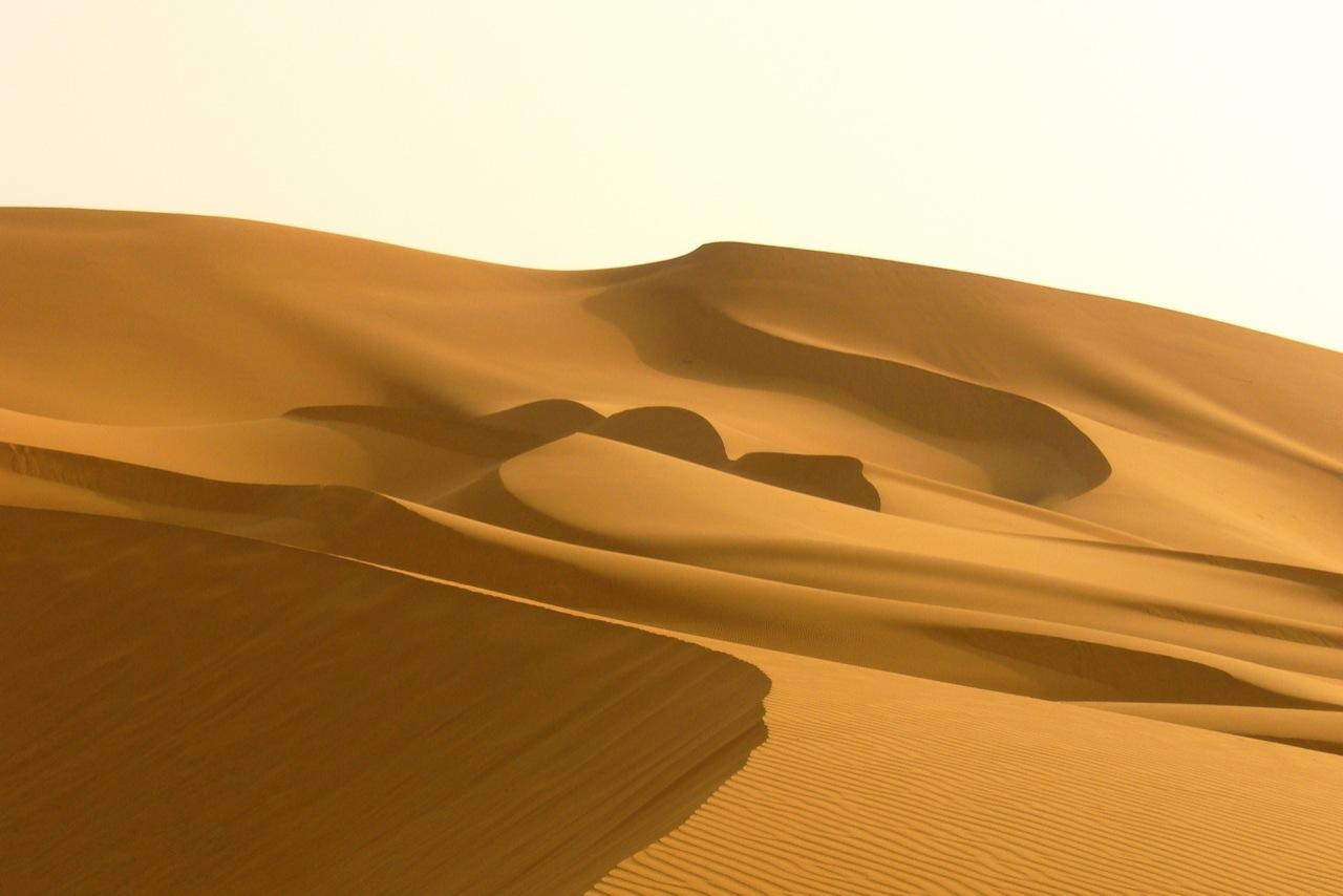 Sand Dunes Clipart