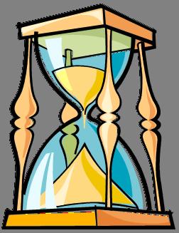 ... Sand Timer; Sand Clock Clipart ...