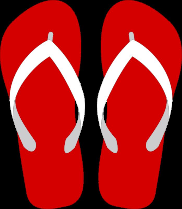 sandal clipart u0026middot; original clipart