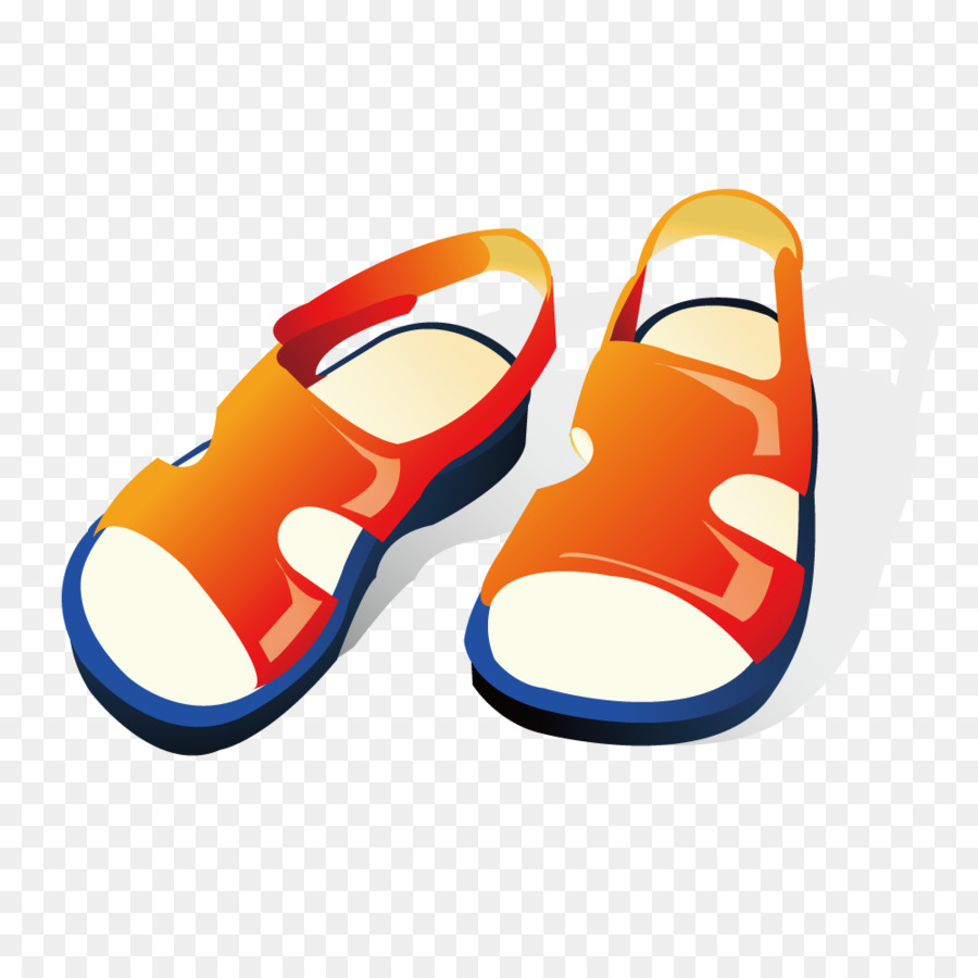 Sandal Clipart & Look At Clip Art Images - ClipartLook