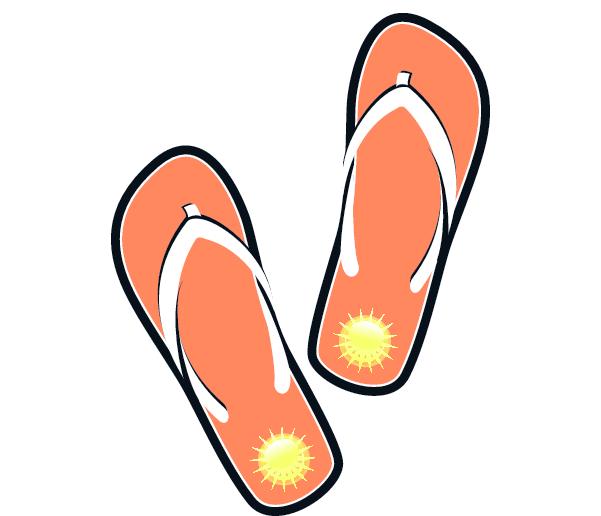 Sandals Clip Art Images Free For Commerc-Sandals Clip Art Images Free For Commercial Use-7