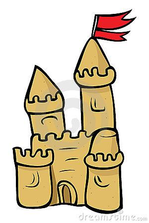 sandcastle clipart - Sandcastle Clipart