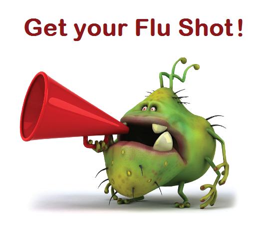 Sant Kildare Flu Vaccine Clinic
