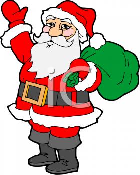 Santa Claus Clip Art-Santa Claus Clip Art-7