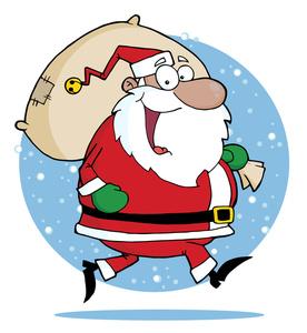 Santa Claus Clip Art-Santa Claus Clip Art-11