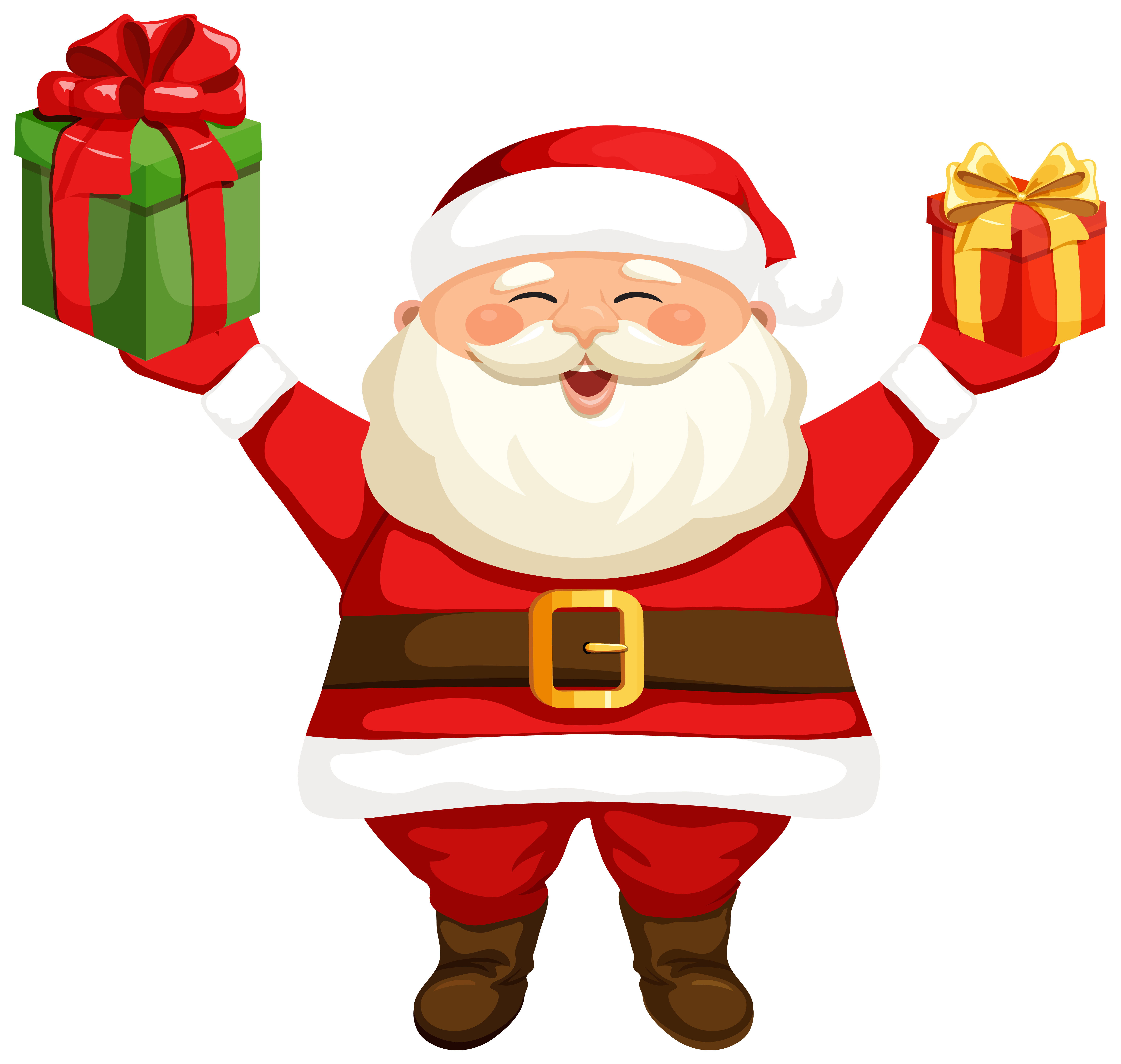 ... Santa Claus Clip Art - clipartall ...