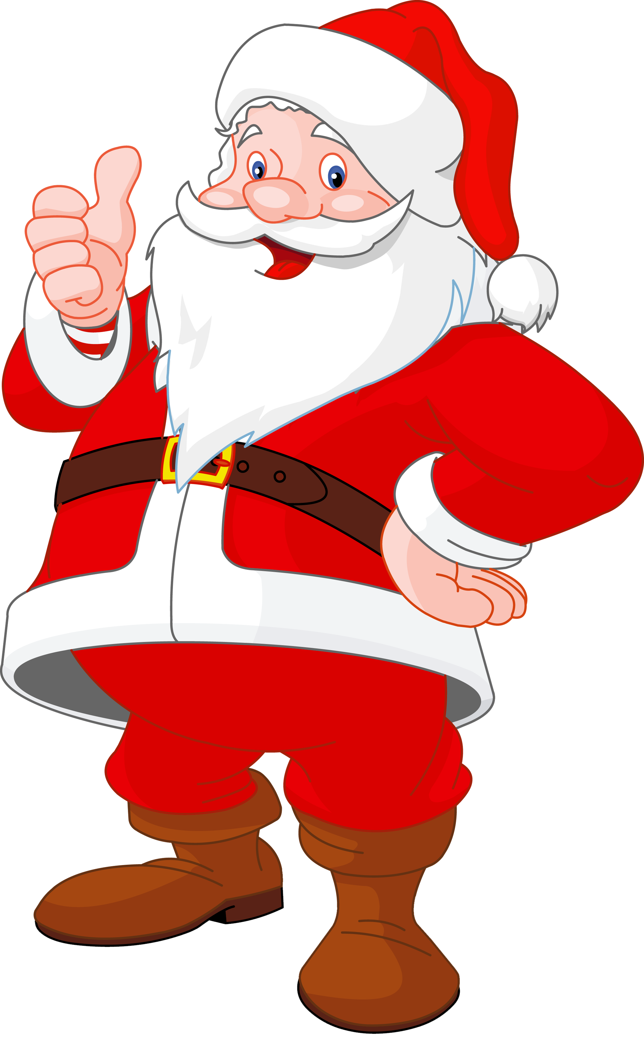 Transparent Santa Claus | Gallery Yopric-Transparent Santa Claus | Gallery Yopriceville - High-Quality Images and  Transparent PNG Free Clipart-1
