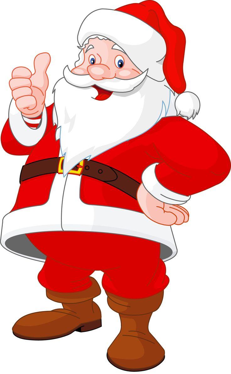 Santa Clip Art Clipart Image-Santa clip art clipart image-11