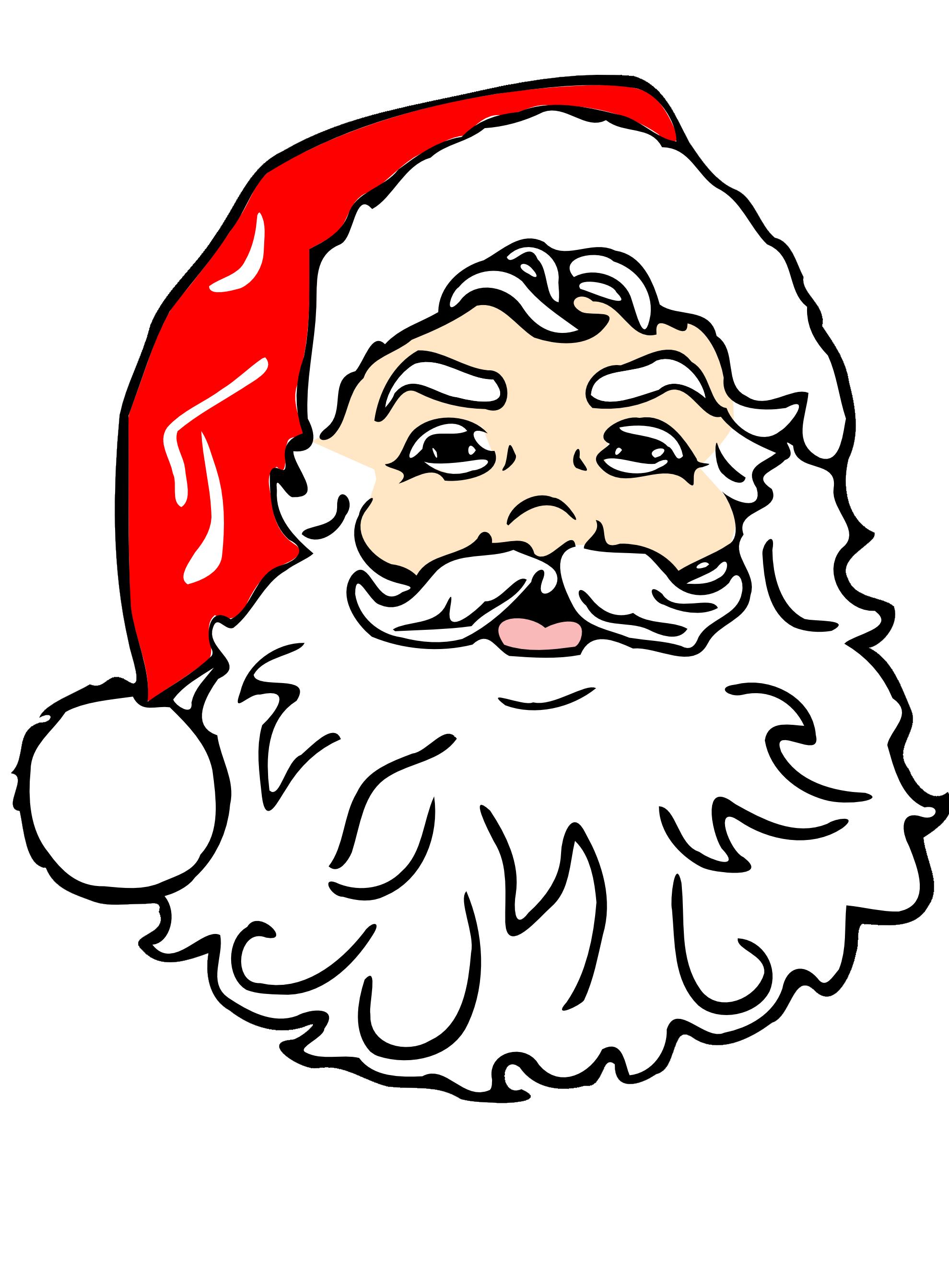Santa Clip Art-Santa Clip Art-12