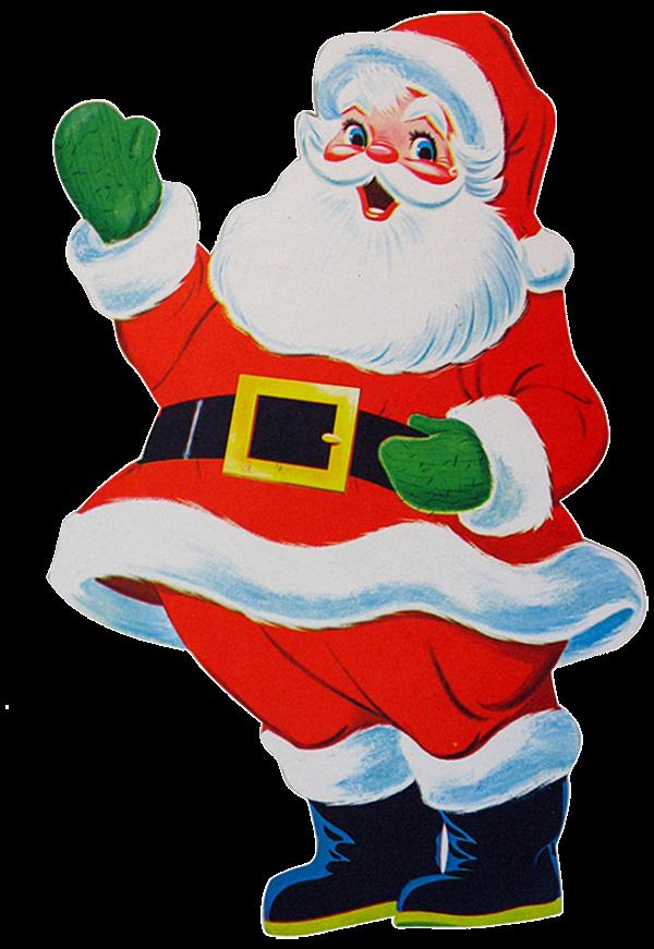Santa clipart clipart cliparts .
