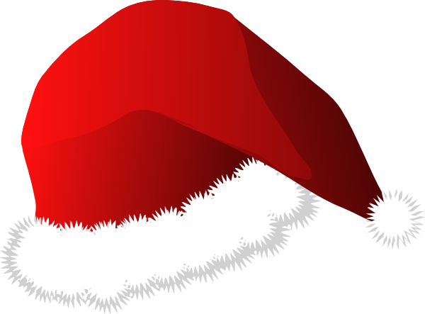 Santa hat cartoon clip art at .