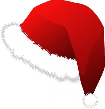 Santa Hat clip art Vector clip .