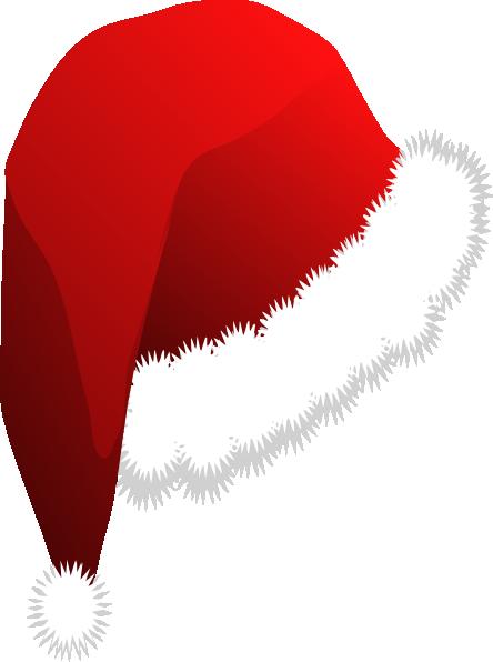 Santa Hat clip art - vector .