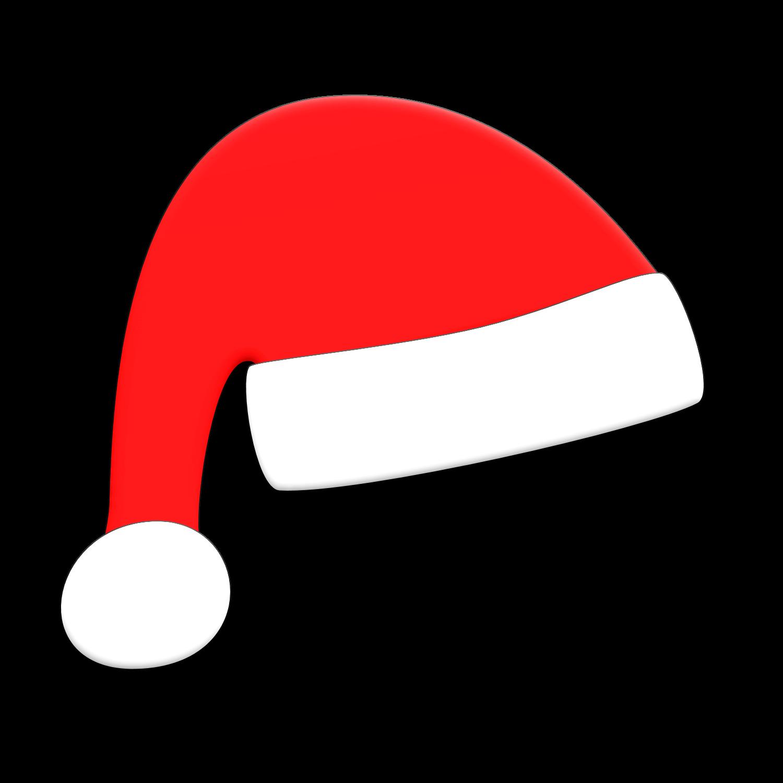Santa hat clipart clipart kid
