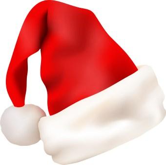 Santa Hat Clipart Free