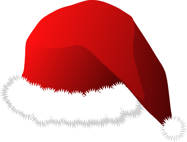 Santa Hat Small Clip Art At ..