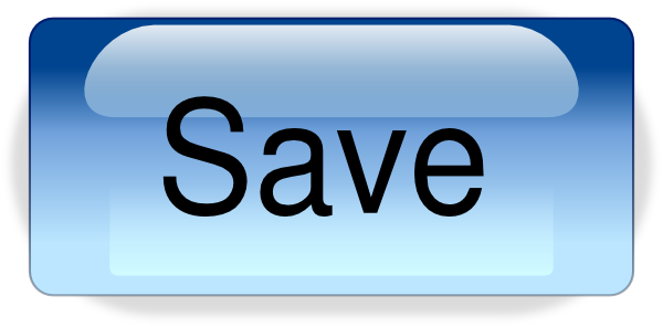 Save Button PNG Clipart - Save Button PNG