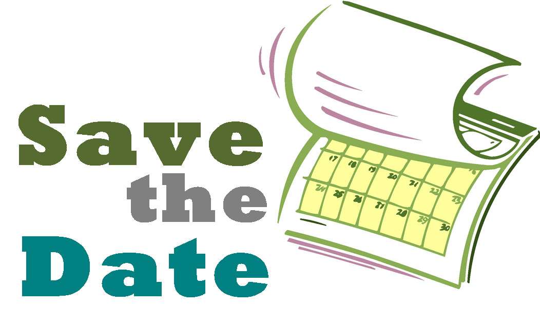 Save the date clipart 5