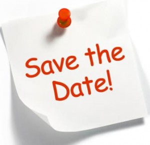 Save the date meeting clip art .