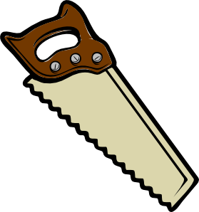 Saw Clip Art At Clker Com .-Saw Clip Art At Clker Com .-10