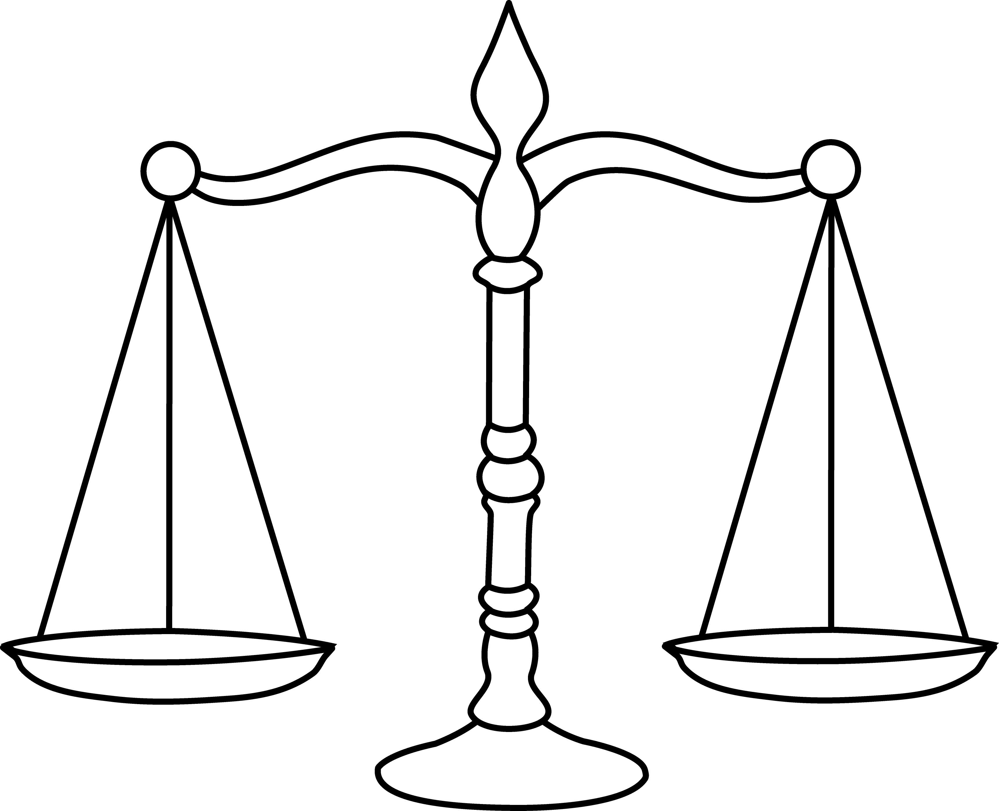 Scale Of Justice Clip Art-Scale Of Justice Clip Art-7