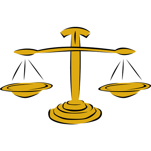 Scales Of Justice Clip Art - ClipArt Best .