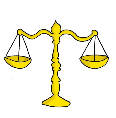 Scales Of Justice Clipart-Scales Of Justice Clipart-15
