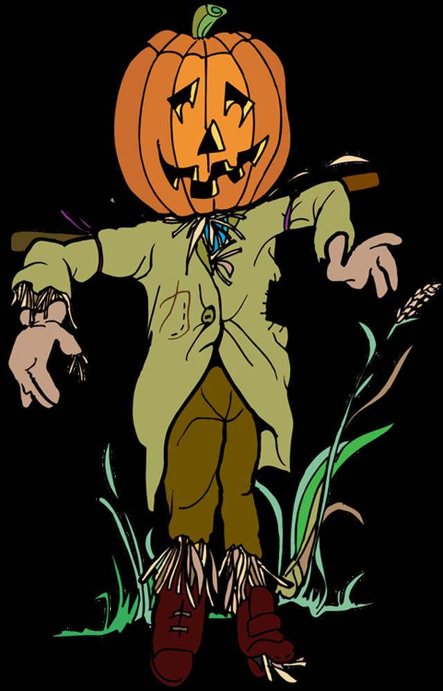 ... Scarecrow clip art printable free clipart images image 2 - Clipartix ...
