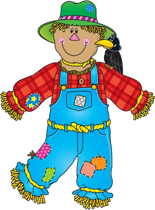 Scarecrow clip art printable free clipar-Scarecrow clip art printable free clipart images image-5