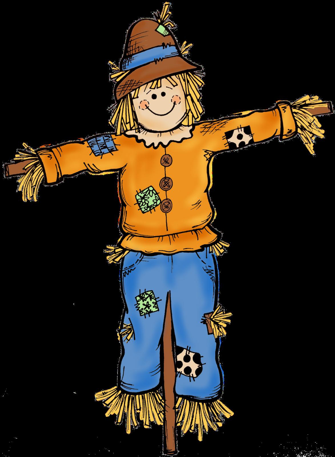 Scarecrow Clip Art-Scarecrow Clip Art-0