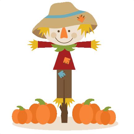 Scarecrow Clip Art-Scarecrow Clip Art-12