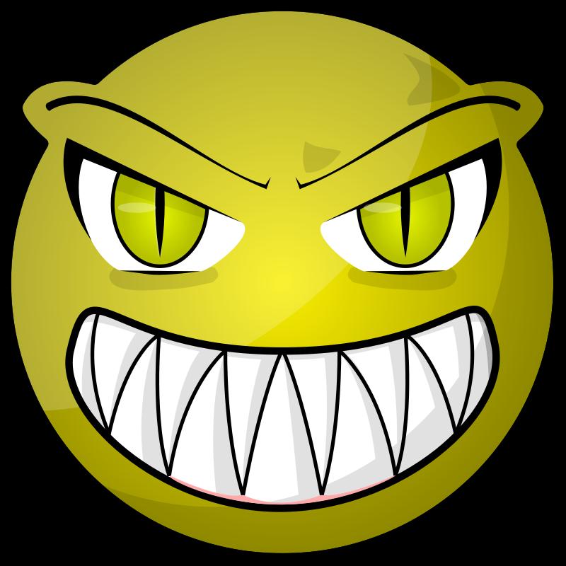 ... Scared Face Clip Art ...