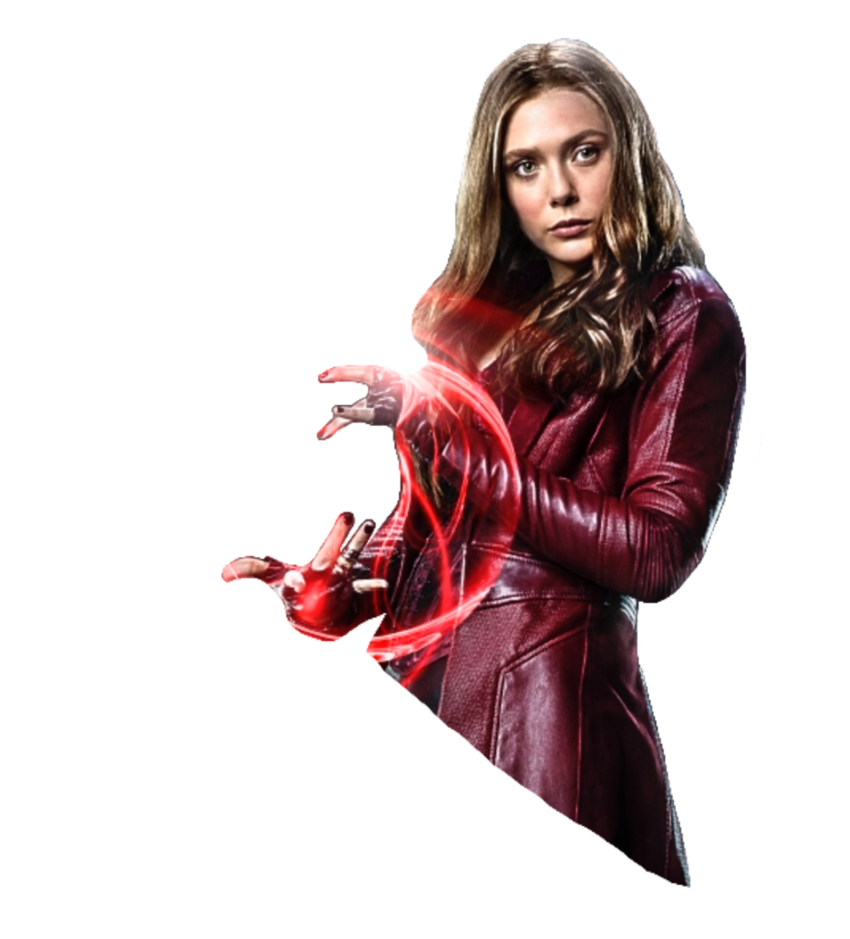 Civil War - Scarlet Witch (4) by sidewinder16 ClipartLook.com