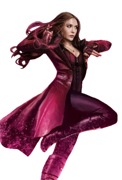 Civil War - Scarlet Witch (5) by sidewinder16 ClipartLook.com