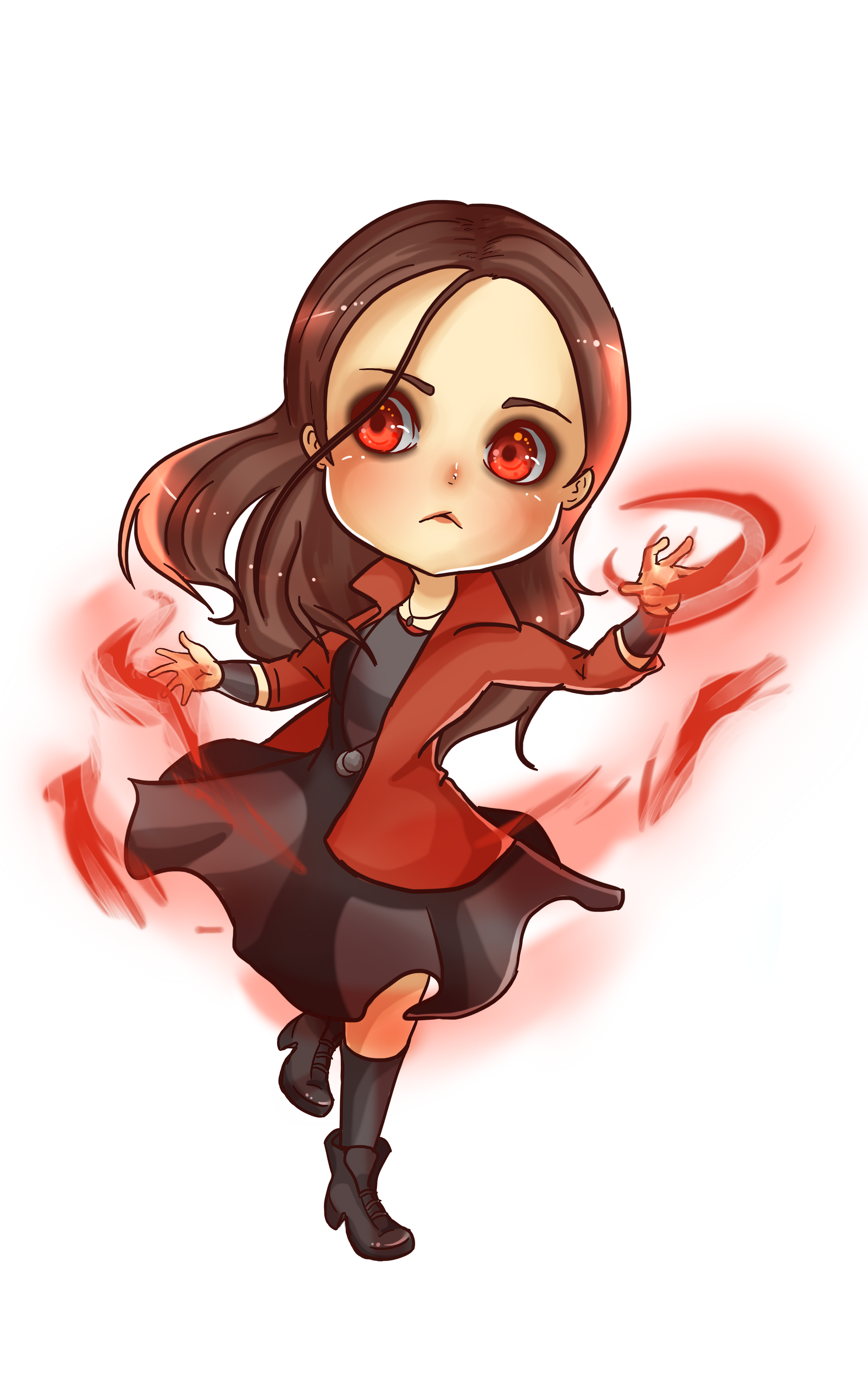 Scarlet Witch Clipart