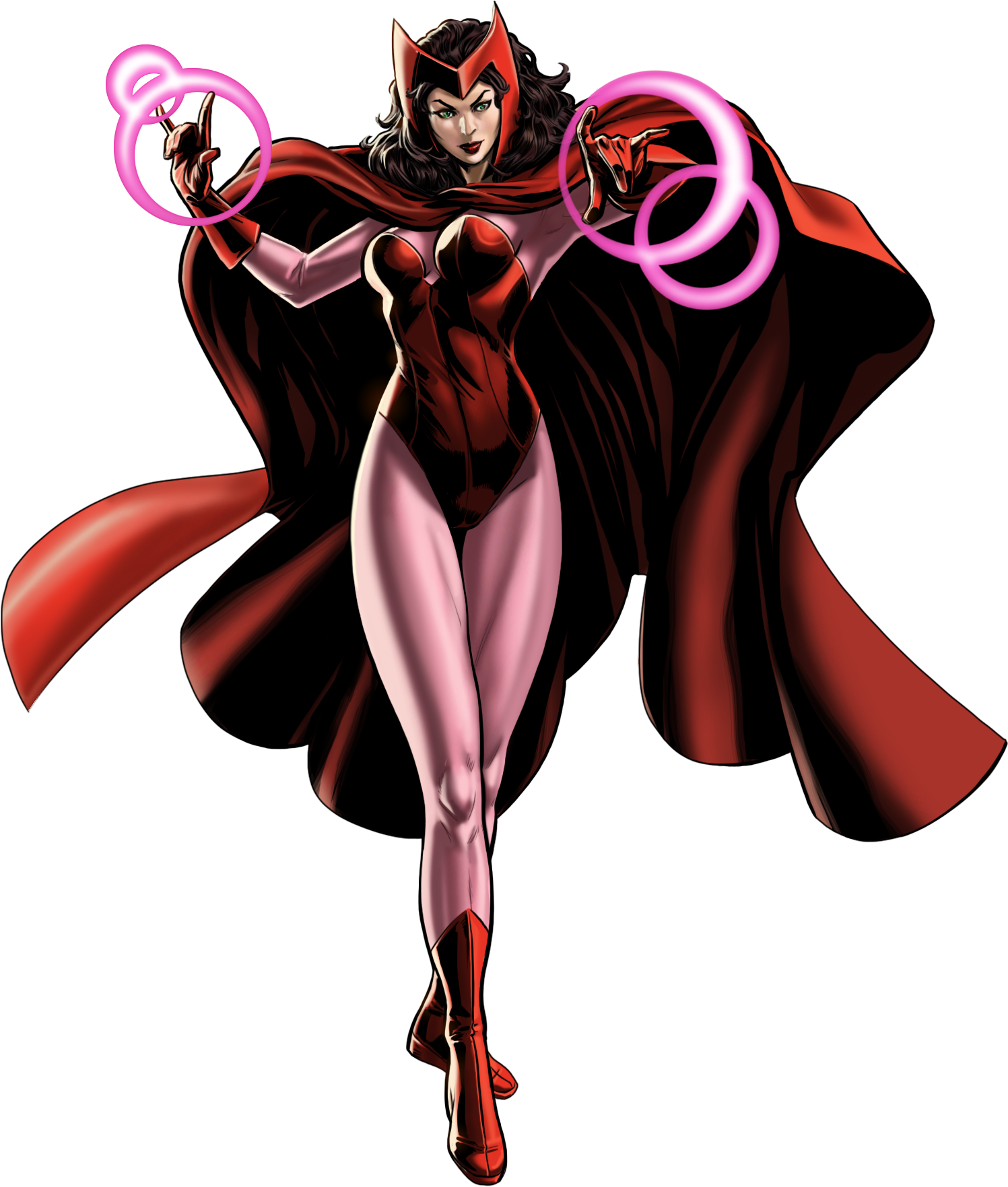 Scarlet Witch Download PNG