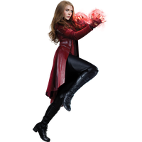 Scarlet Witch Png PNG Image