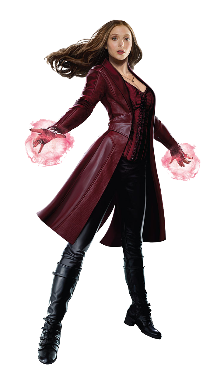 Scarlet Witch PNG Transparent Picture - Scarlet Witch PNG