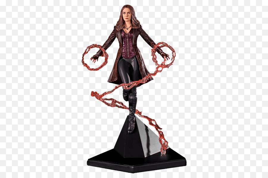 Wanda Maximoff Captain America Vision Quicksilver Iron Man - Scarlet Witch