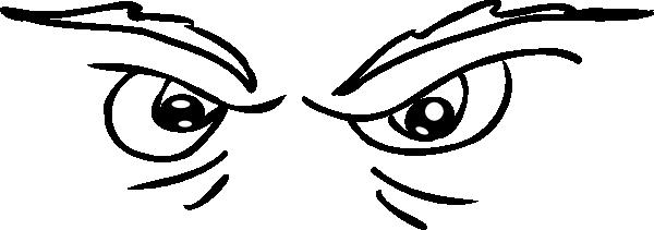 Scary Eyes Clip Art at .-Scary Eyes Clip Art at .-17